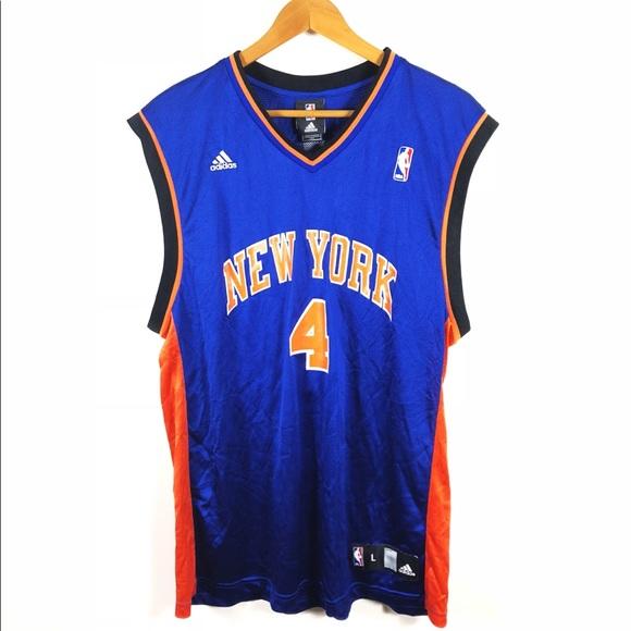 hot sale online 5a0d5 46e01 Nate Robinson New York Knicks Adidas Jersey